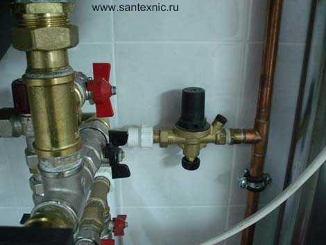 Установка газового отопления цены